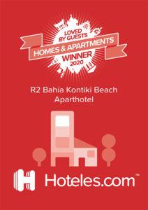 Premio hotels.com